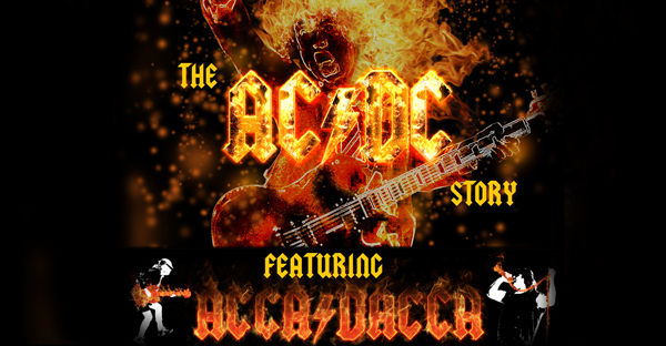 Acca Dacca Rocks – International AC/DC Show Logo